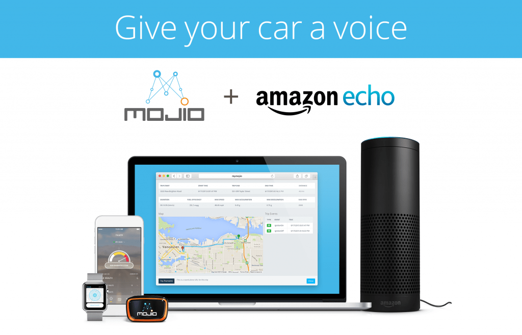 Mojio Gives Your Connected Car a Voice