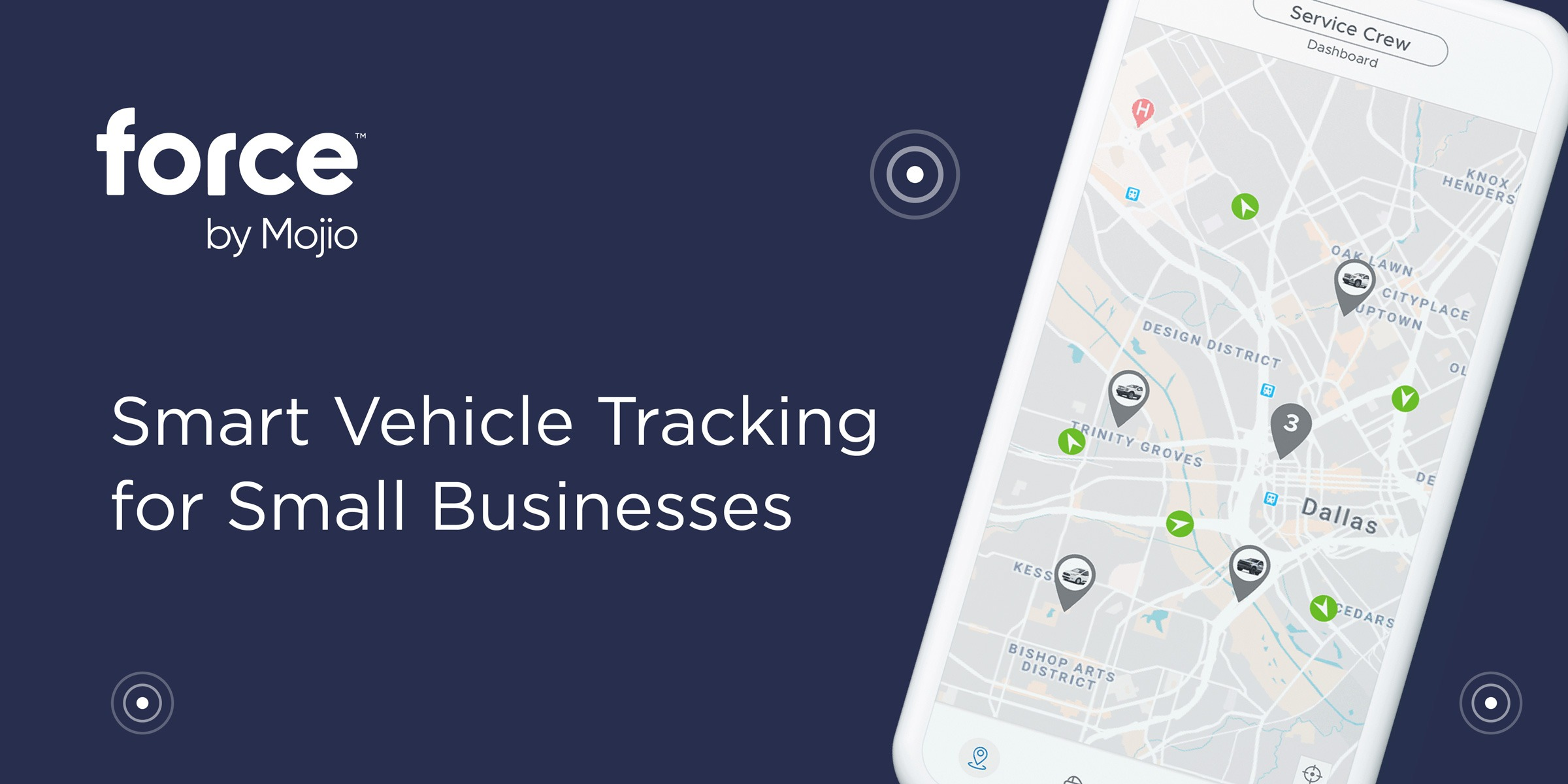 Mojio Puts Small Businesses First With New Vehicle Tracking & Fleet Management Solution