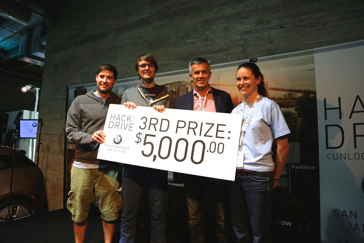 Mojio-BMW-Hack-the-Drive-2nd-Place-Winners