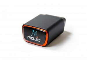 Mojio's OBD-II Connected Car Device
