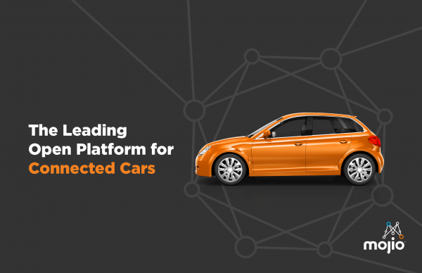 Mojio, the leading open platform for connected cars