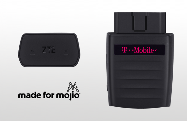 ZTE Made for Mojio OBDII Device