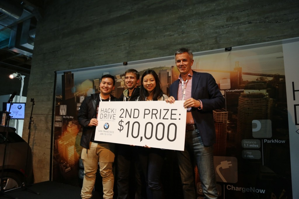 Mojio-BMW-Hack-the-Drive-3rd-Place-Winners