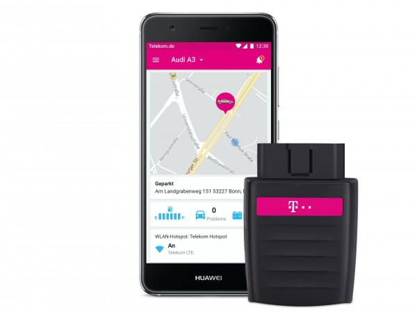 Telekom Deutschland CarConnect powered by Mojio